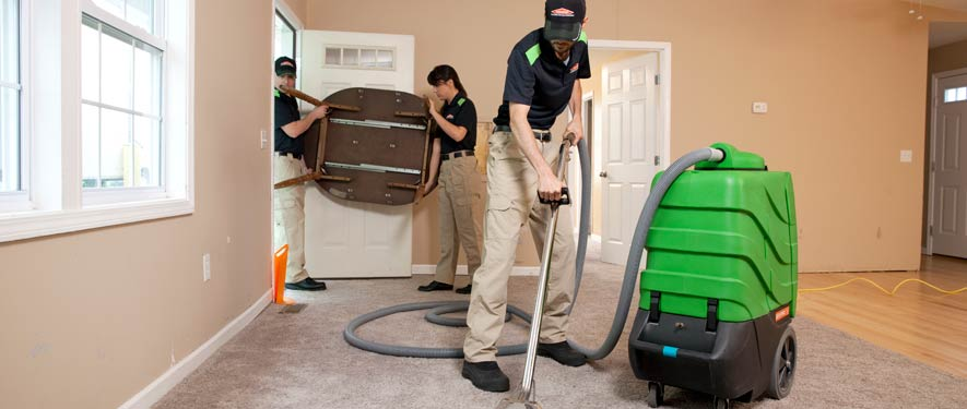 Stamford, CT residential restoration cleaning
